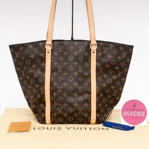 LOUIS VUITTON Monogram Sac Shopping Like Neverfull